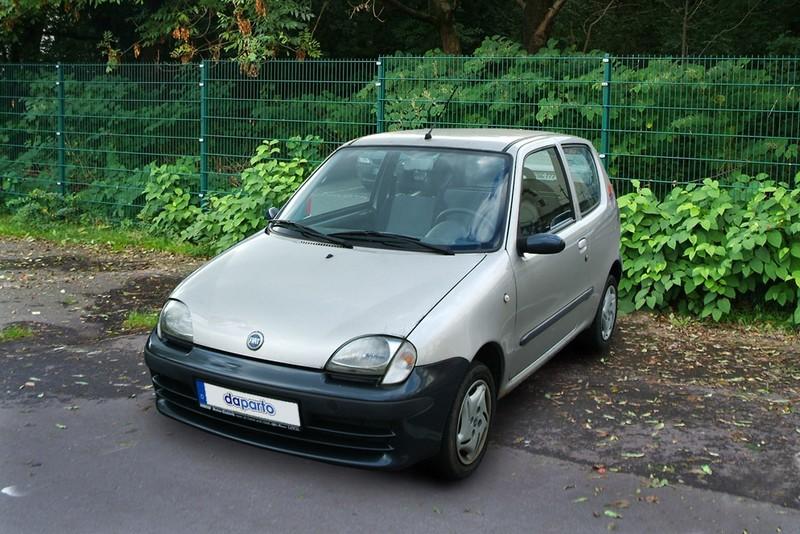 Fiat Seicento - kleiner Wagen mit großen Mängeln