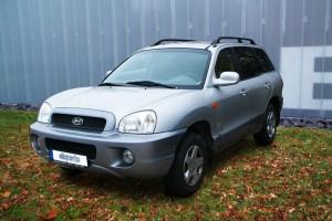 Hyundai Sante Fe 1. Generation