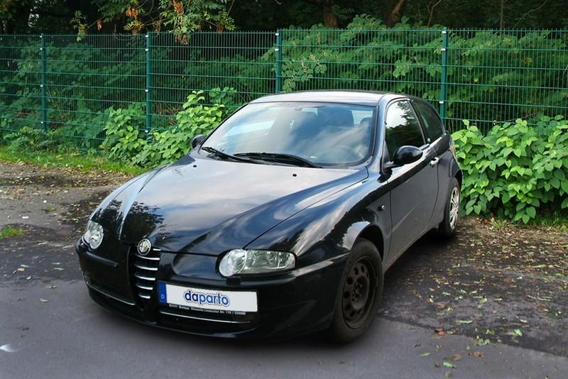 Alfa Romeo 147 - Schönheit mit Macken