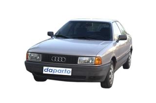 Audi 80 / 90 B3 - vollverzinkt gegen den Rost