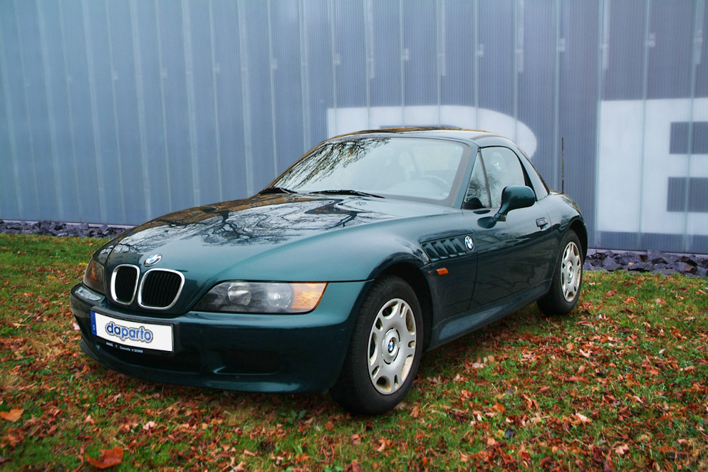 bmw z3 von 007 erprobter roadster. Black Bedroom Furniture Sets. Home Design Ideas