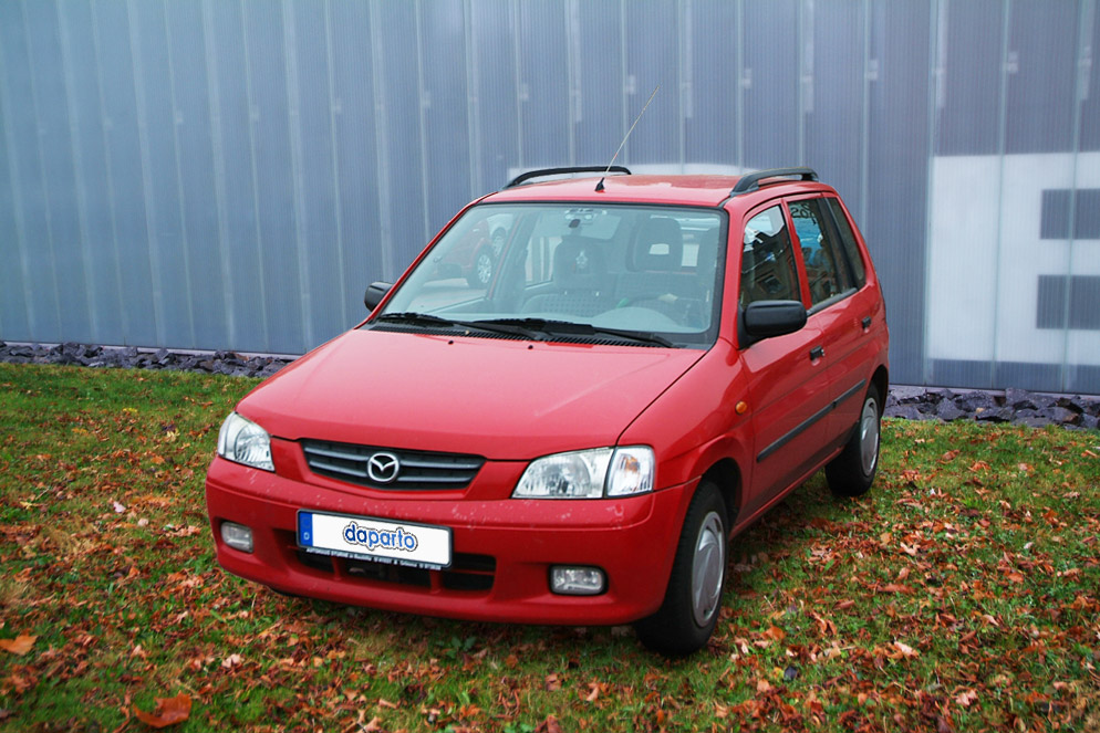 Mazda Demio - Minivan für die City