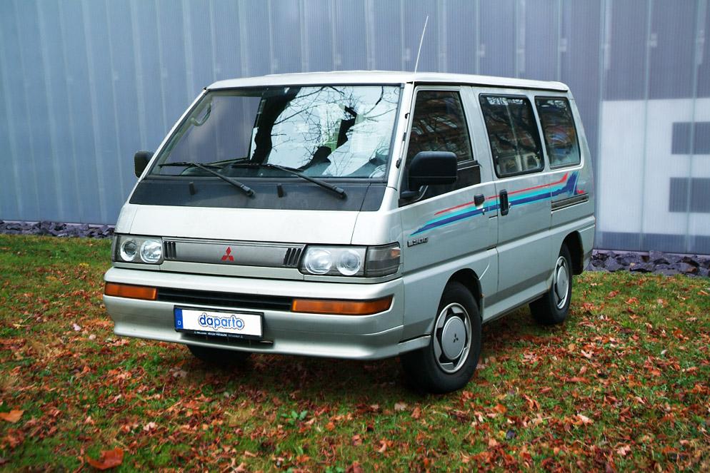 Mitsubishi L300 - der Fernost-Bulli
