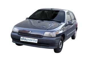 Renault Clio I - nicht so zuverlässig