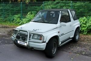 Suzuki Vitara Cabrio