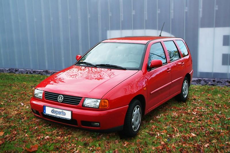 VW Polo 6N - der teure Kleinwagen