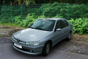 Peugeot 306 Stufenheck