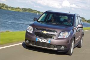 Der neue Chevrolet Orlando