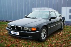 BMW 7er E38 Faceliftmodell