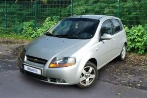 Chevrolet Kalos Fliessheck