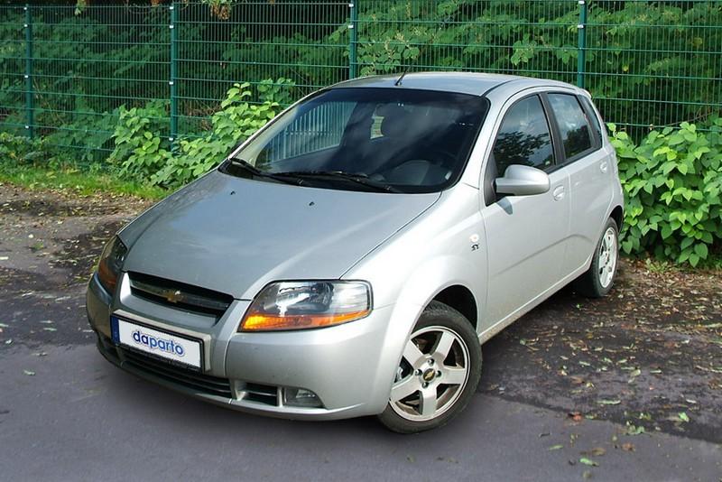 Daewoo Kalos / Chevrolet Kalos - wirklich billig?