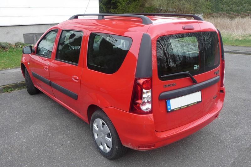 Dacia Logan - das Discount-Auto