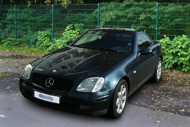 Mercedes-Benz SLK R 170 - solide Sache
