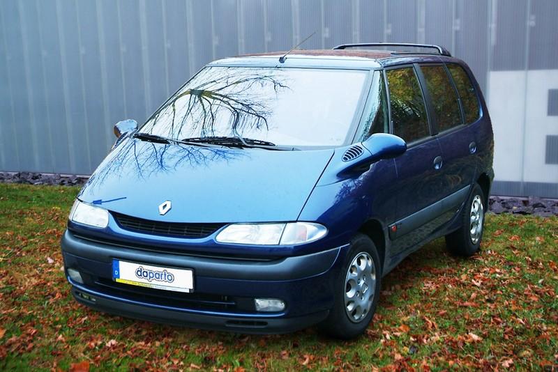 Renault Espace - riesig in jeglicher Hinsicht