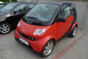 Smart fortwo MC 01 Facelift 450