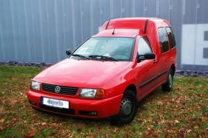 VW Caddy II
