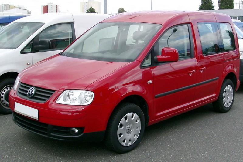 VW Caddy - vom Arbeitstier zur Familienkutsche