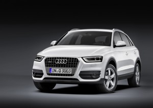 Der neue Audi Q3 - Verkaufsstart Juni 2011