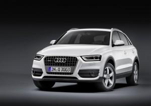 Der neue Audi Q3 - Verkaufsstart Juni 2011