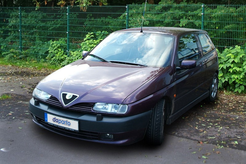 Alfa Romeo 145 / 146 - des Pannenhelfers Freund