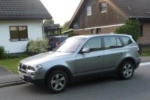 BMW X3 vorne links