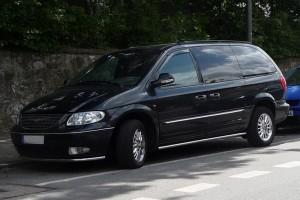 Chrysler Voyager IV Typ RG
