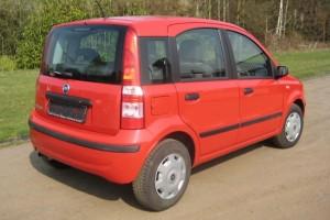 Fiat Panda II Heck
