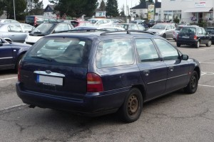 Ford Mondeo Turnier I '97 hr