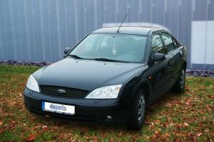 Ford Mondeo Fliessheck II '01