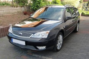 Ford mondeo Turnier II '05