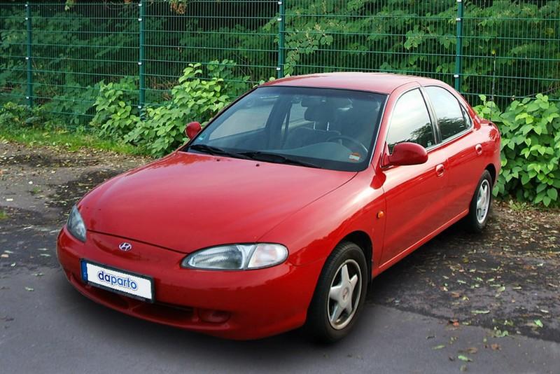 Hyundai Lantra - erst billig, dann teuer