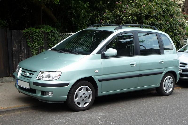Hyundai Matrix - Minivan für die Kleinfamilie