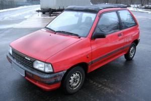 Mazda 121 Typ DA