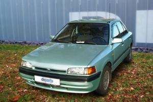 Mazda 323 IV Stufenheck Typ BG