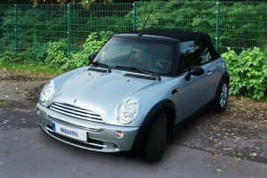 Mini Cabrio 1. Generation
