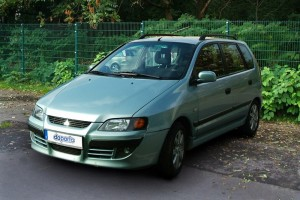 Mitsubishi Space Star nach Facelift