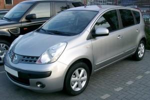 Nissan Note Minivan