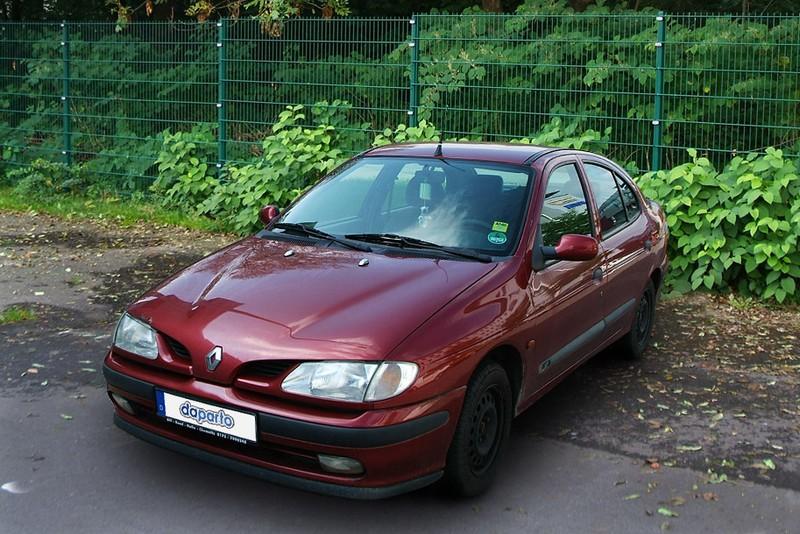 Renault Mégane I - kaum eine Baugruppe ohne Mängel