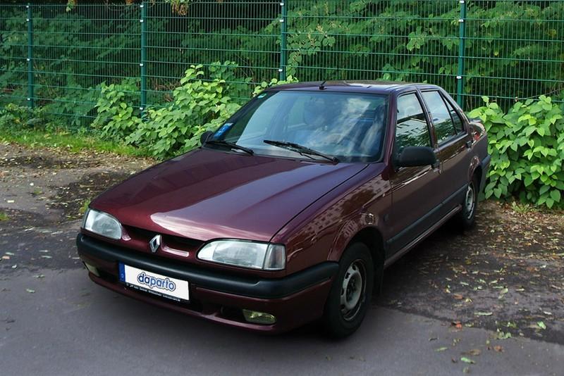 Renault 19 - vielseitige Unzuverlässigkeit