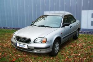 Suzuki Baleno Stufenheck EG Facelift 1999 - 2001