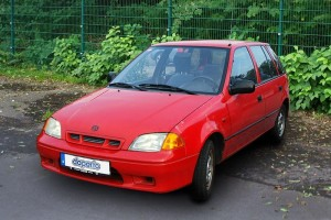 Suzuki Swift III Typ MA