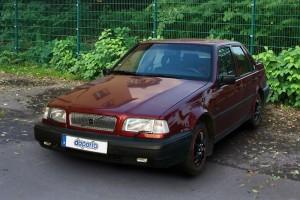 Volvo 460 Stufenheck