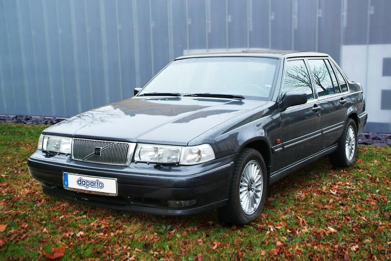 Volvo 940 / 960 / S90 / V90 - der letzte echte Volvo?