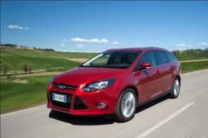Der neue Ford Focus Turnier