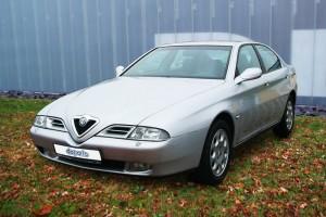 Alfa Romeo 166 Baujahr 1998 - 2000