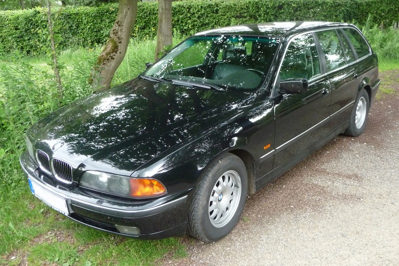 BMW 5er E39 - durchaus brauchbar