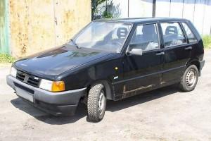 Fiat Uno Front schräg