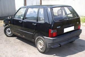 Fiat Uno Heck schräg