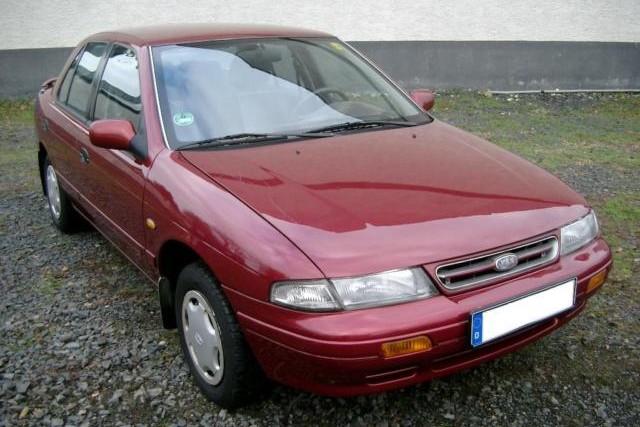 Kia Sephia - langweilig, billig und kaputt