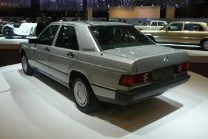 Mercedes-Benz 190 Heck